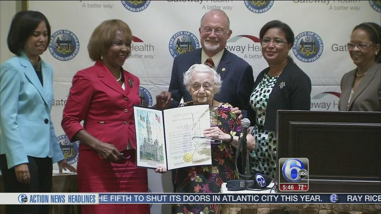 VIDEO: Grandparents honored in Philly