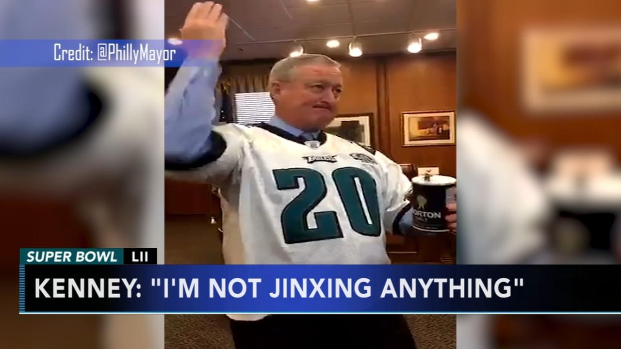 Kenney: Im not jinxing anything