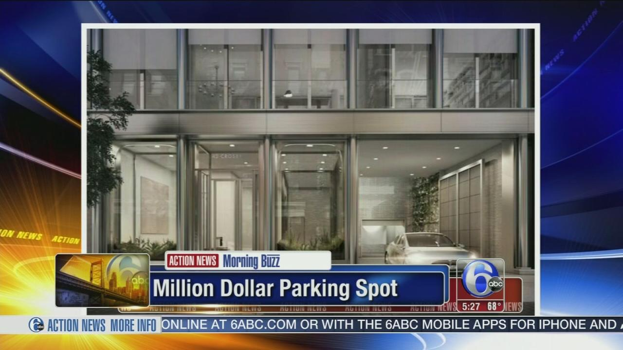 VIDEO: Condo charges $1M for parking spot