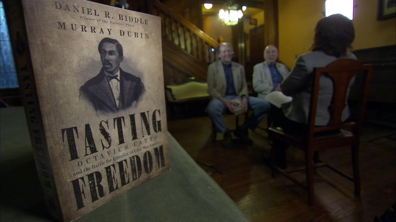 6abc celebrates Black History Month: Octavius Catto