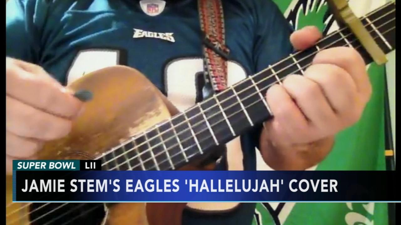 Bucks Co. singer reimagines Leonard Cohen classic with Eagles lyrics