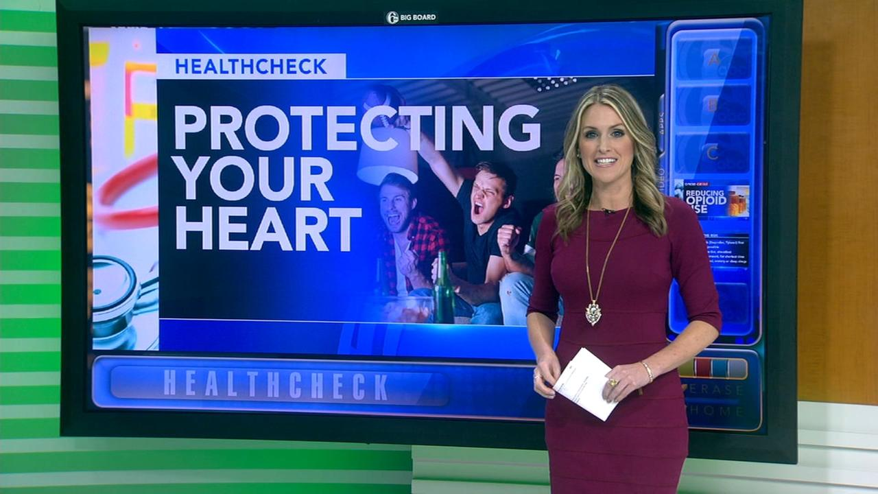 Cardiologists warn of increase in heart attacks during major sports events