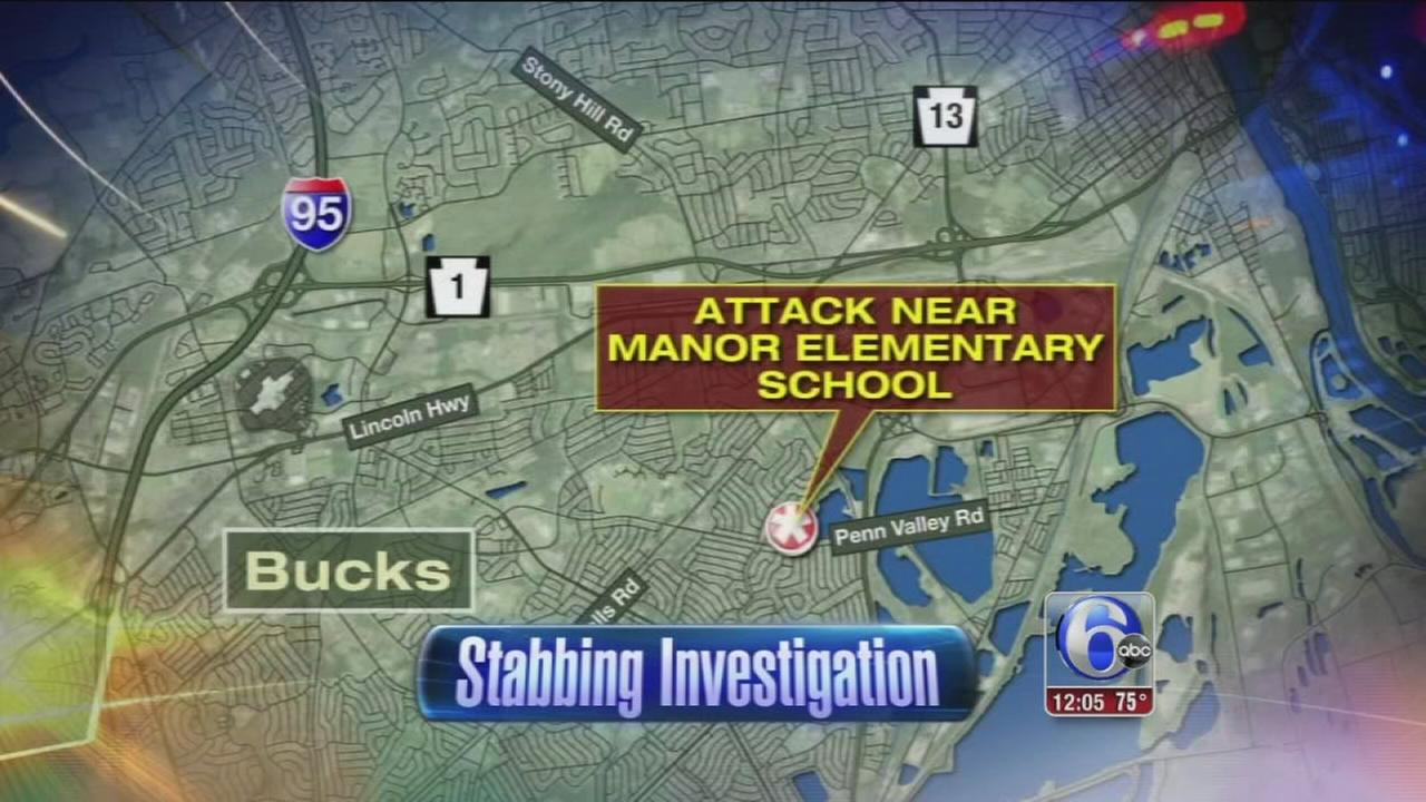 VIDEO: Boys stabbed after b-ball dispute