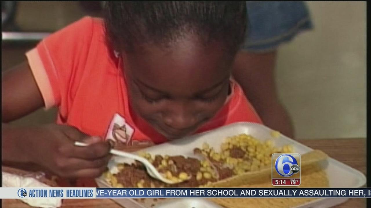 VIDEO: Kids eating too much salt