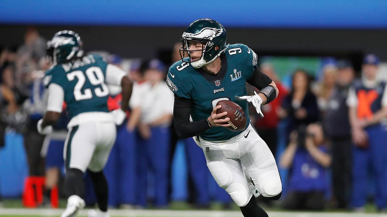 Action News updates from Eagles' Super Bowl victory