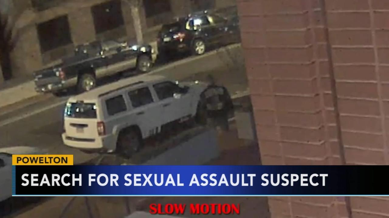 Suspect sought for sexual assault of Drexel student