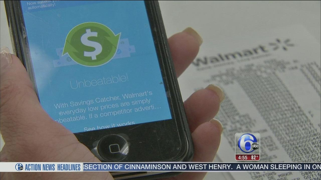 VIDEO: Walmart app compares prices for you