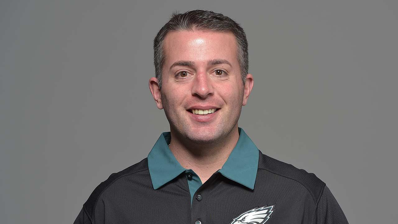Philadelphia Eagles QB coach John DeFilippo to leave for Vikings OC job