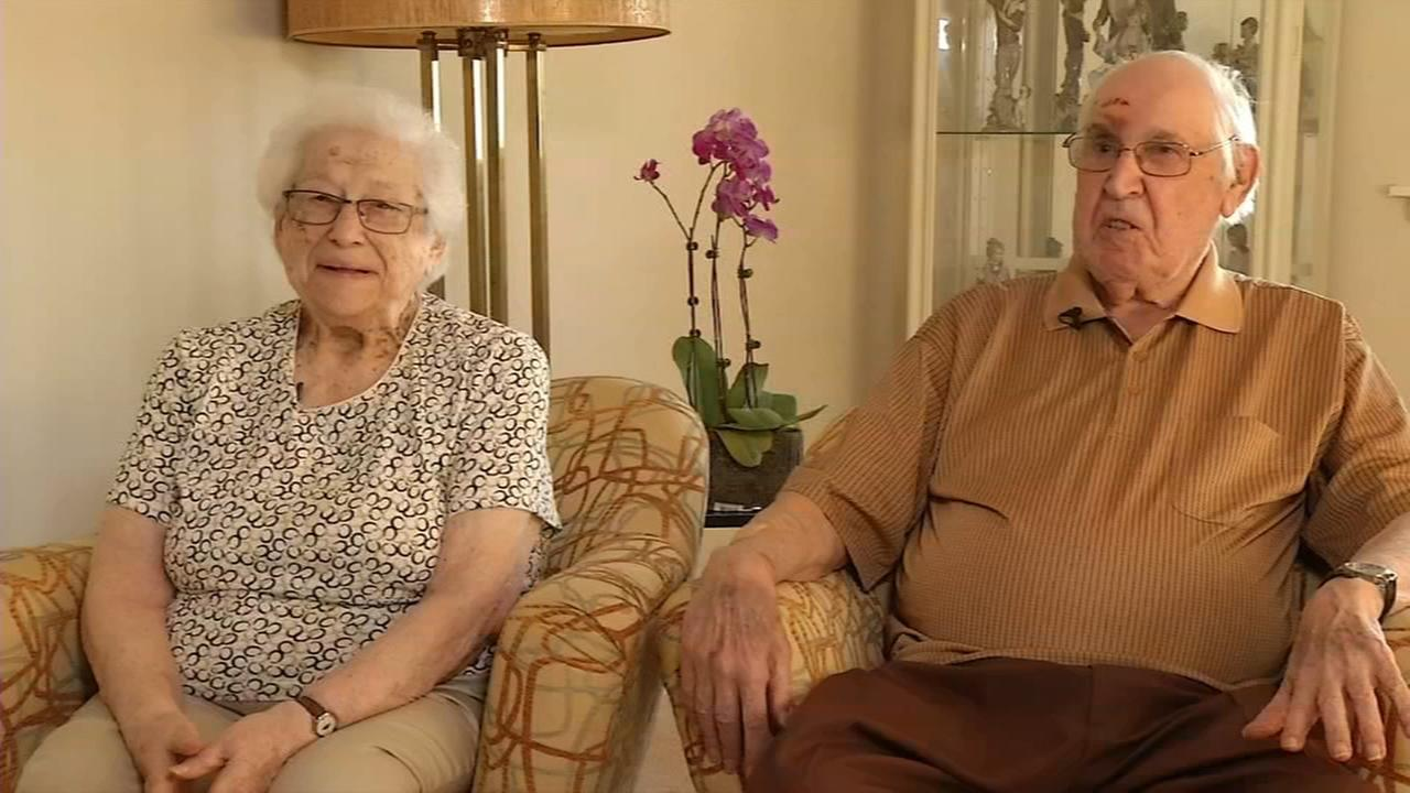 Philly couple shares secrets to happy marriage after 75 years