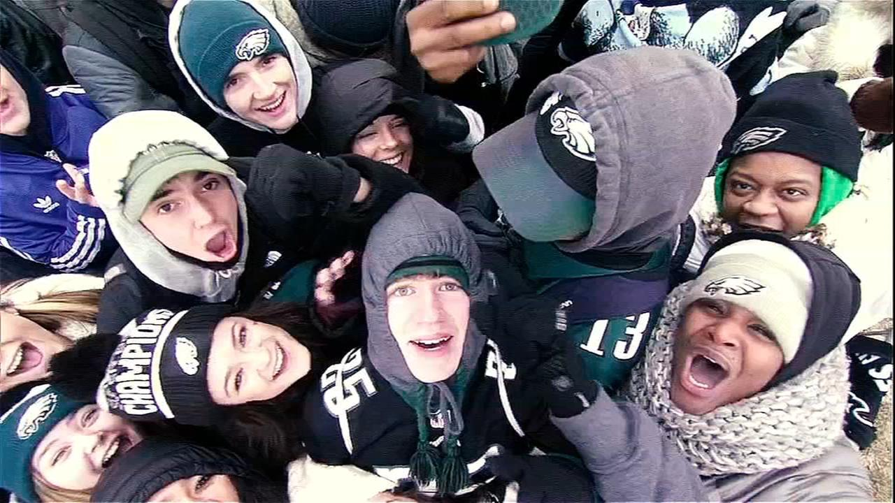 Highlights from Super Bowl LII and Eagles parade