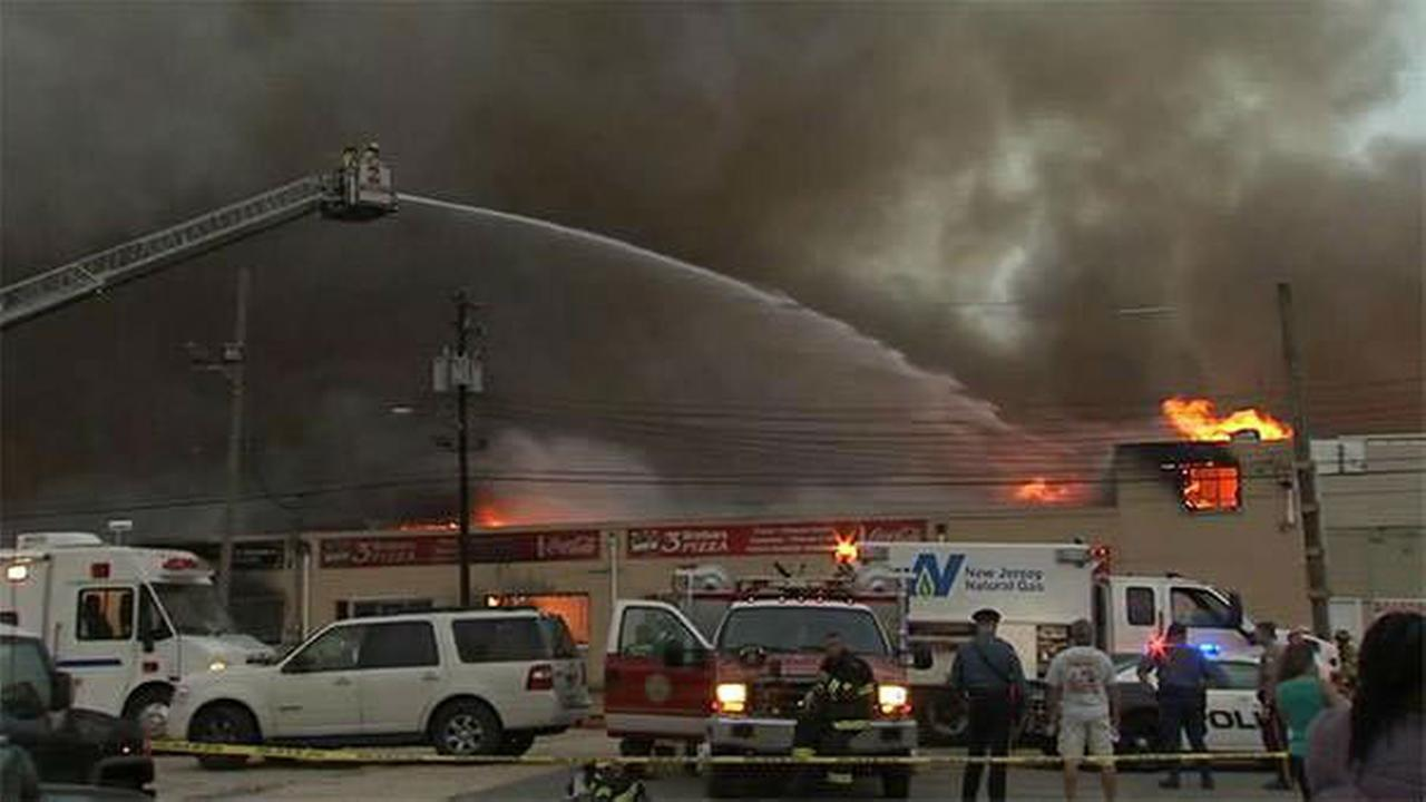 PHOTOS: Pictures of 2013 NJ boardwalk fire