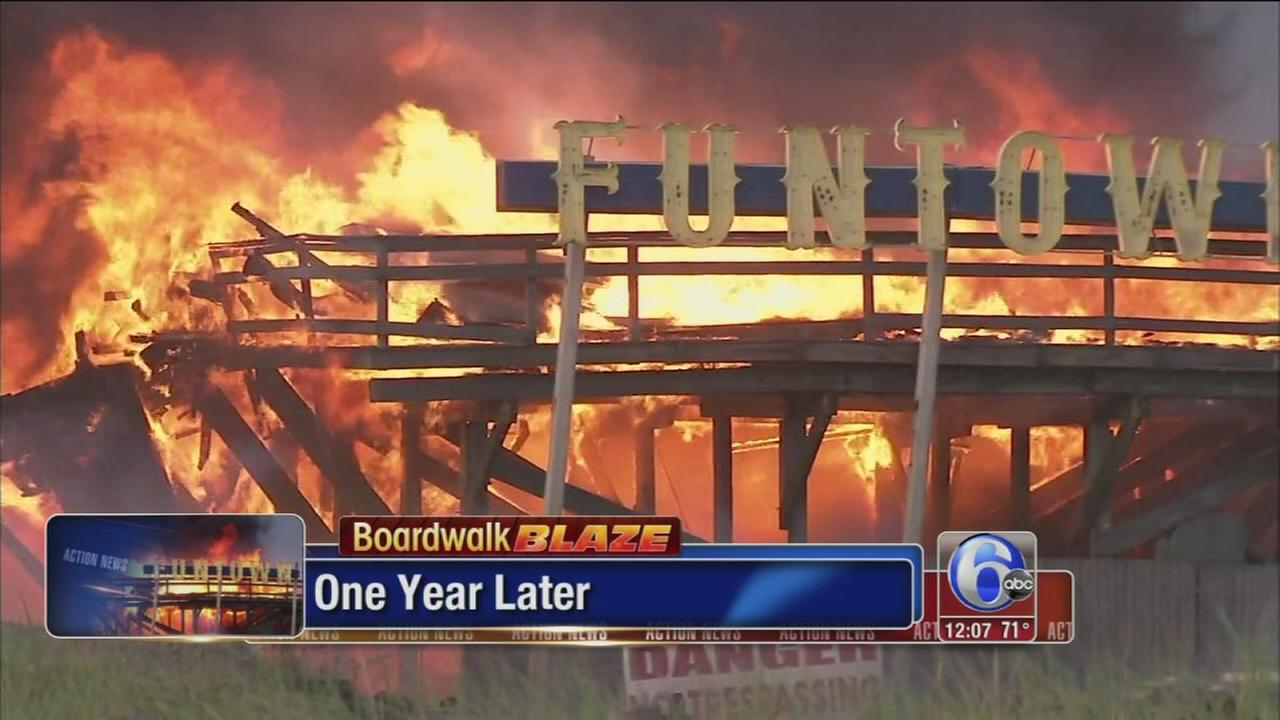 VIDEO: Anniversary of Seaside Heights fire