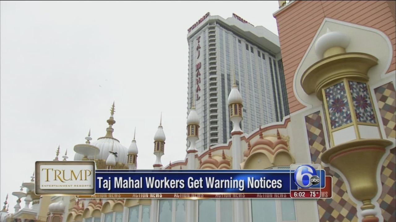 VIDEO: 3K Taj Mahal workers get notice of possible closure
