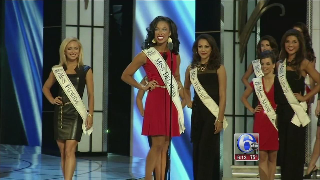 VIDEO: Local ladies counting down to Miss America pageant