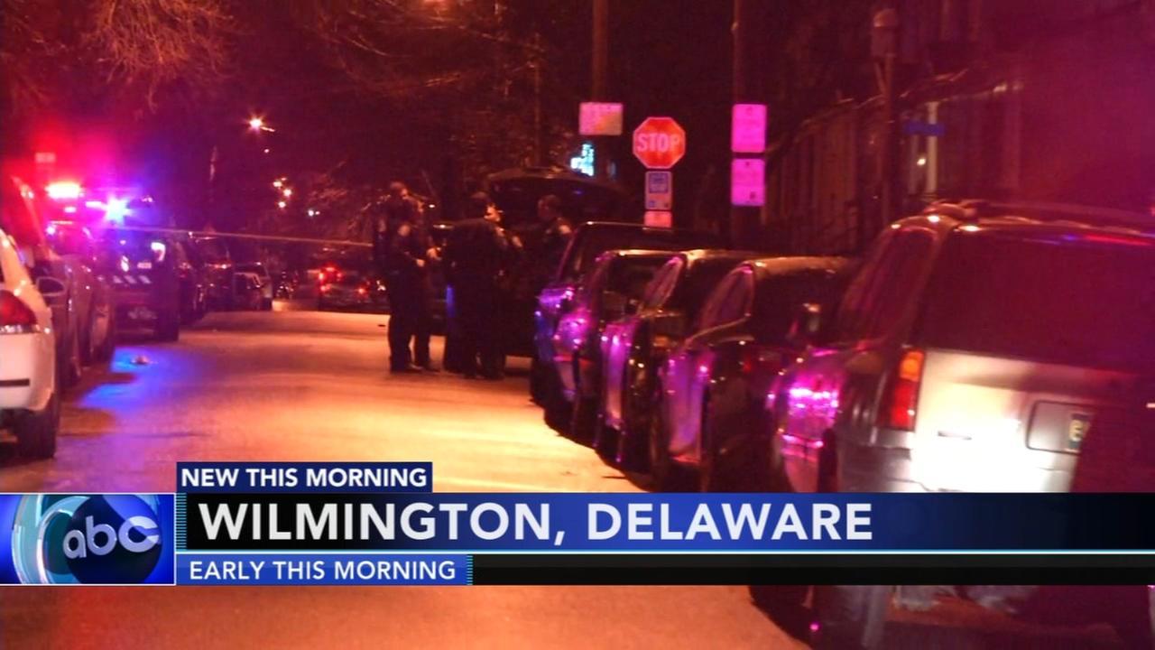 Man shot in face in Wilmington