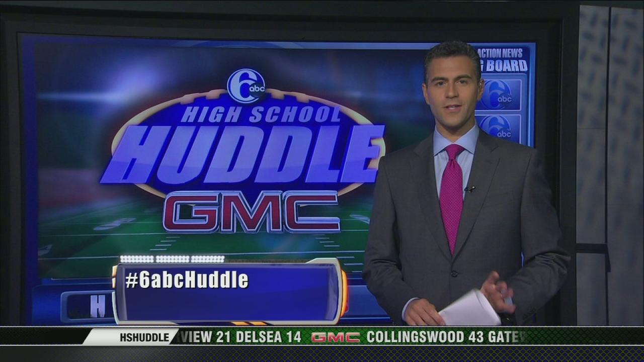 VIDEO: High School Huddle 2014: Week 3