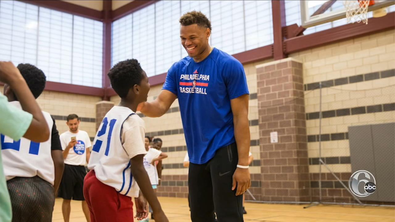 FYI Philly: Sixers Camden Summer Camp