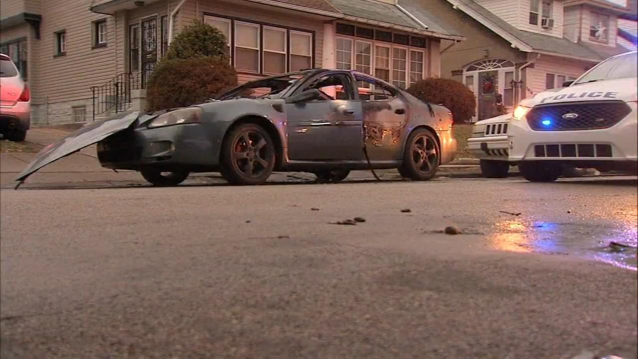 Philly police: Man abducted, held for ransom, set on fire