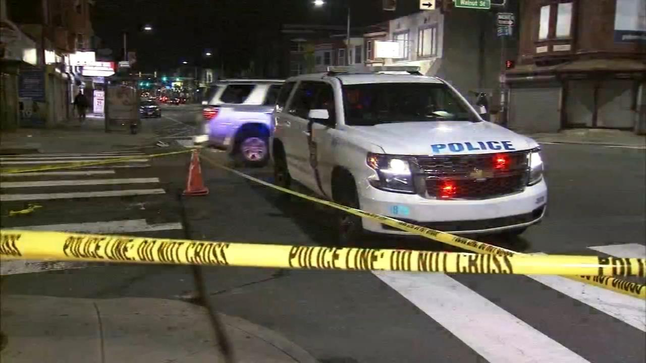 17-year-old critically injured in West Phila. shooting