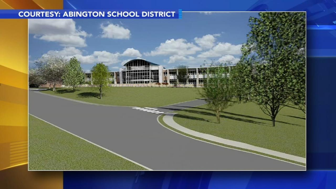 Abington School District receives 25M donation