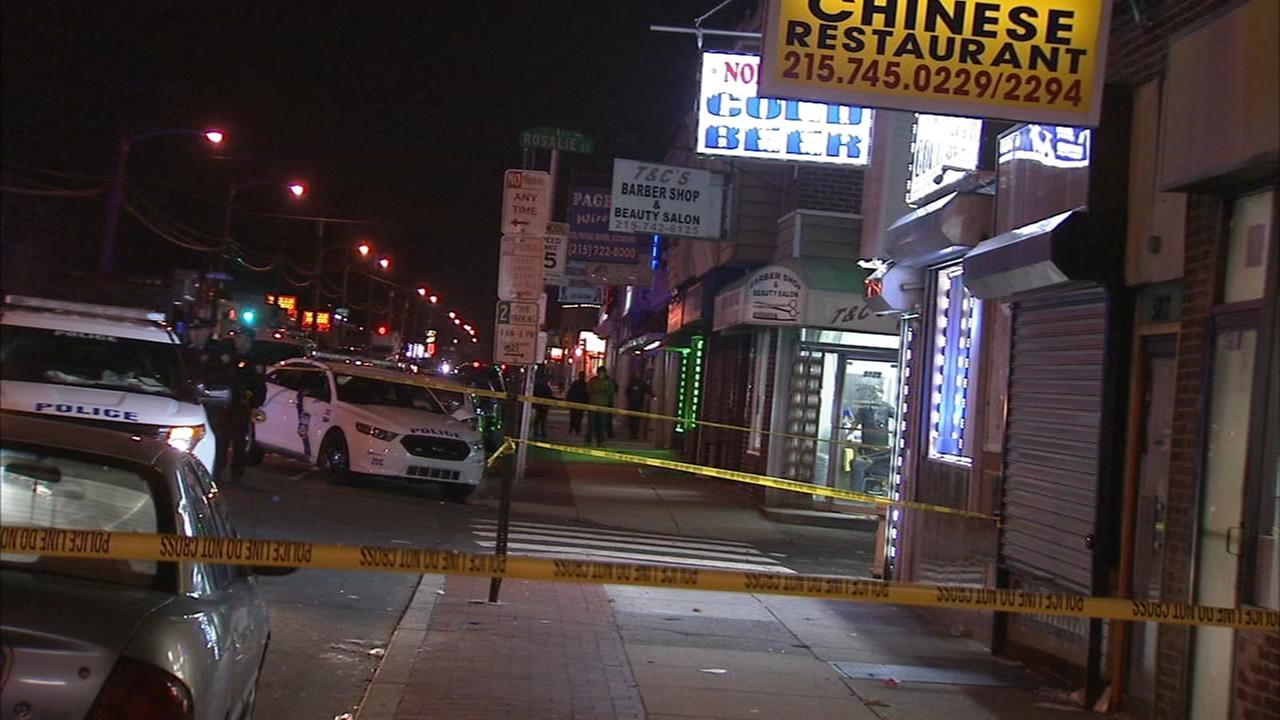 Man shot in face in Lawncrest
