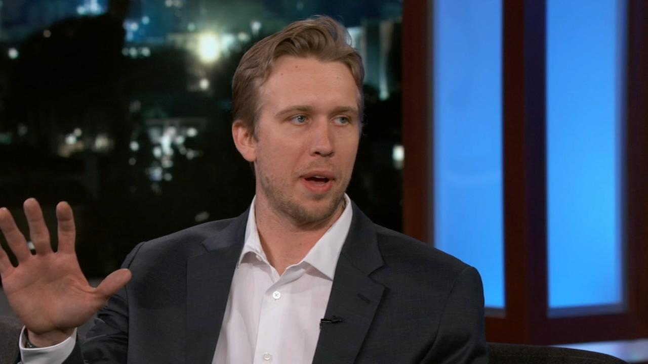 Nick Foles on Jimmy Kimmel Live!