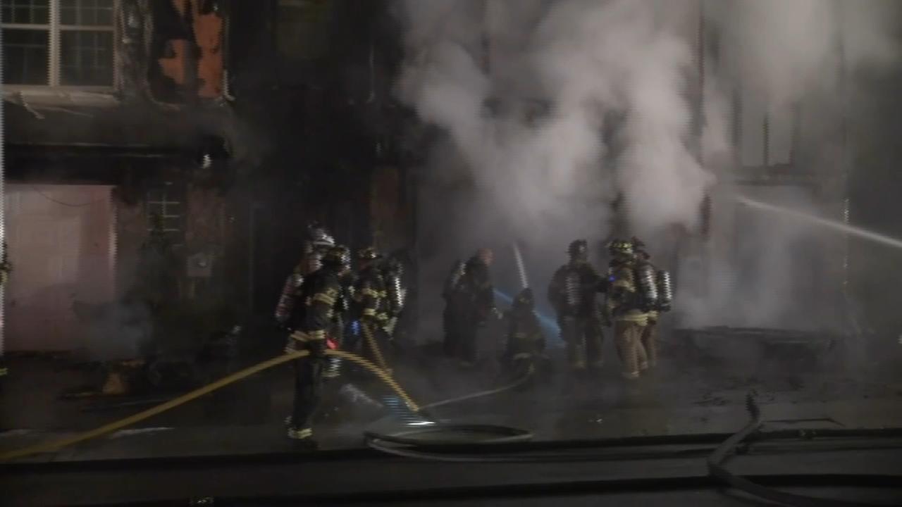 Fire damages housing complex in Upper Nazareth