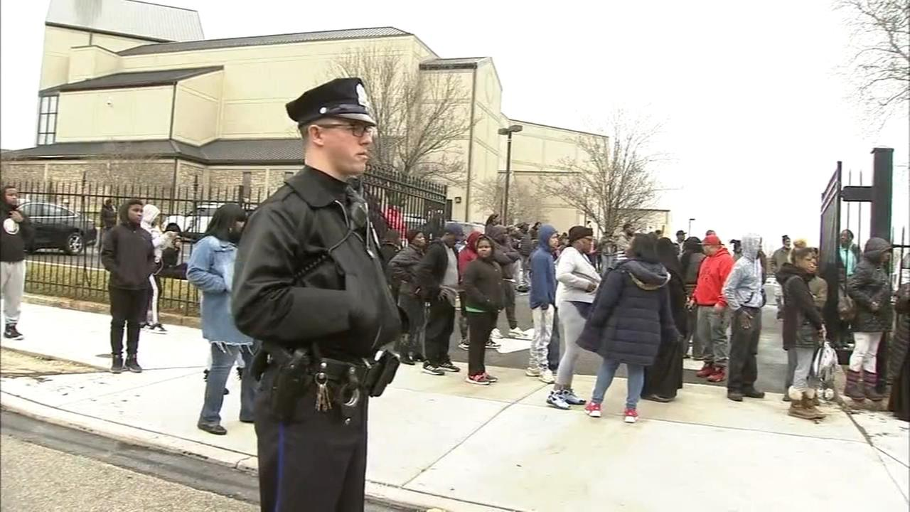 Lockdown lifted, BB gun found at Philly middle school