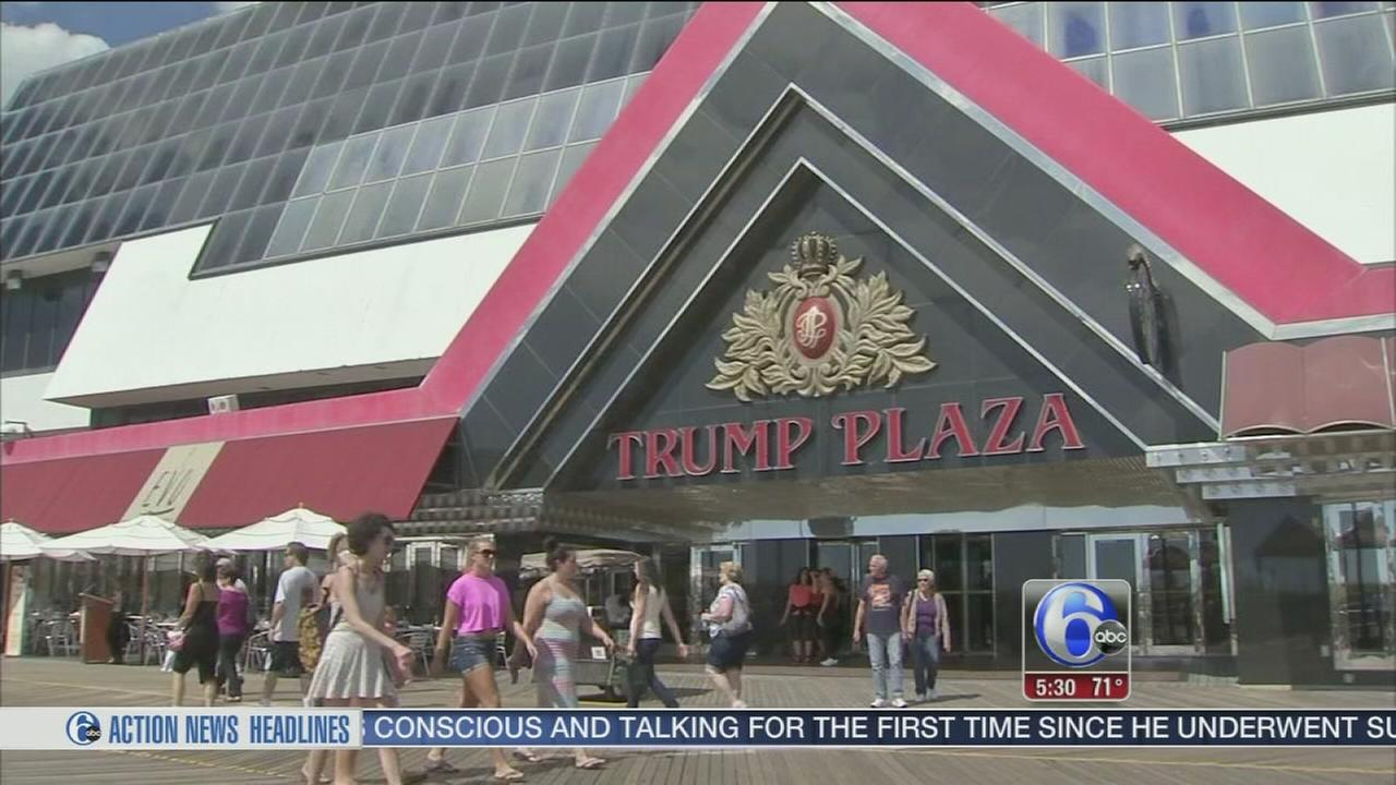 VIDEO: The last hours of Trump Plaza Casino