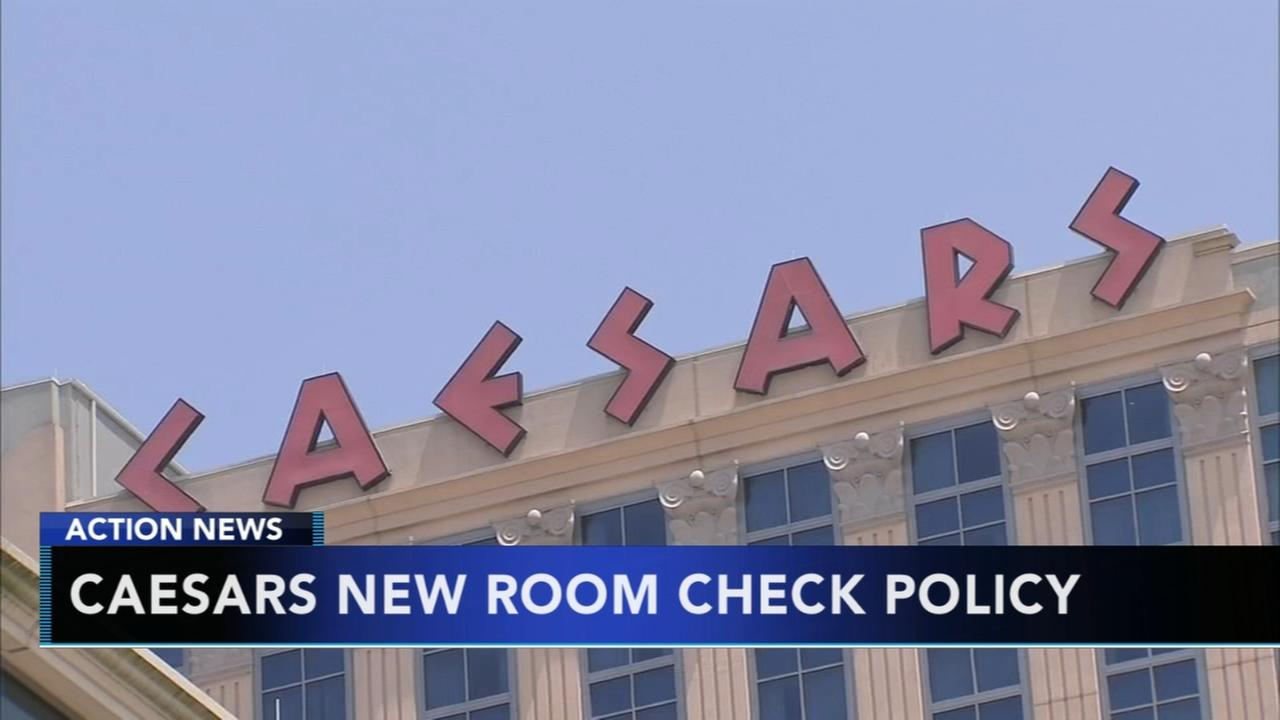Caesars casinos to check Do Not Disturb rooms daily