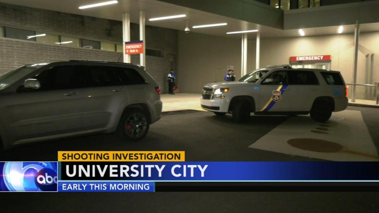 Man recovering after being shot in University City