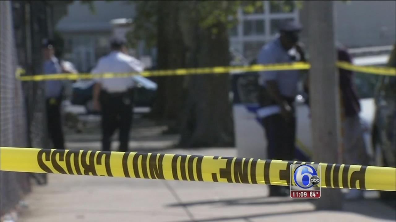 VIDEO: Shootings near school