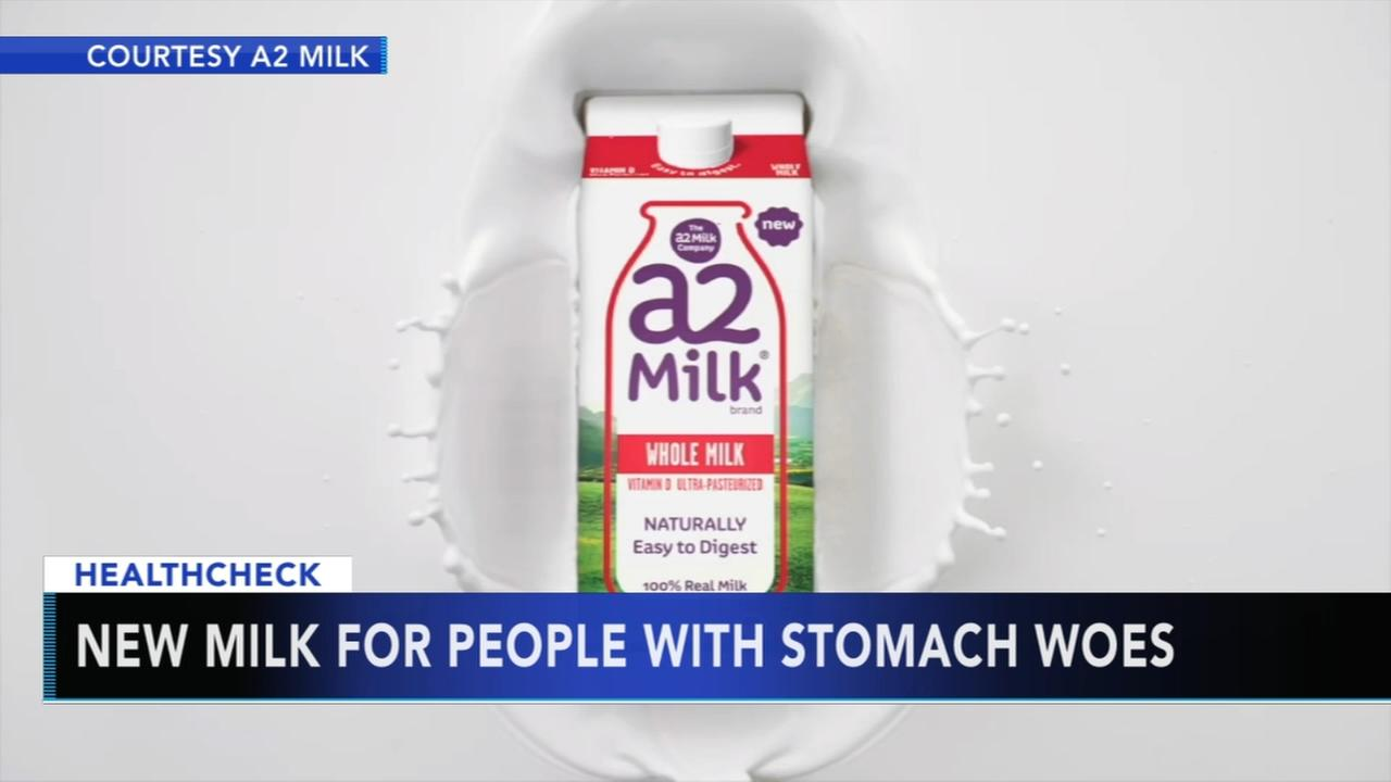 Easier-on-the-stomach milk hits Phila. area supermarkets