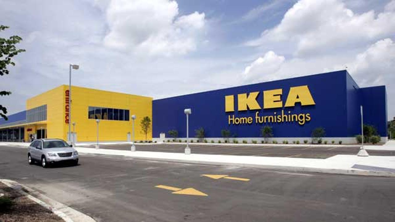 FILE - The IKEA store in Canton Township, Mich., is shown.