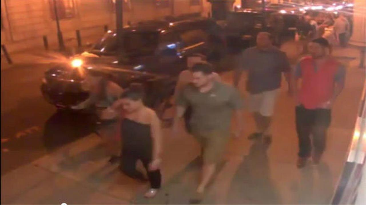 PHOTOS: Suspects in Center City hate crime