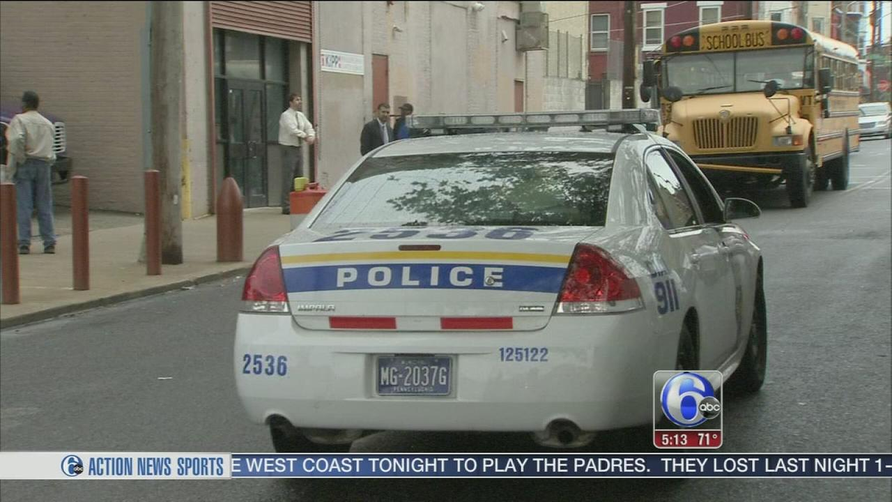 VIDEO: Philadelphia school surrounded by violence