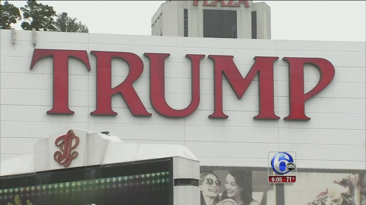 VIDEO: Donald Trump says he may buy back casinos