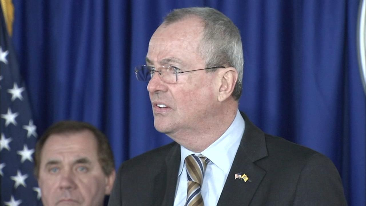 Gov. Murphy discusses NJs school security preparedness