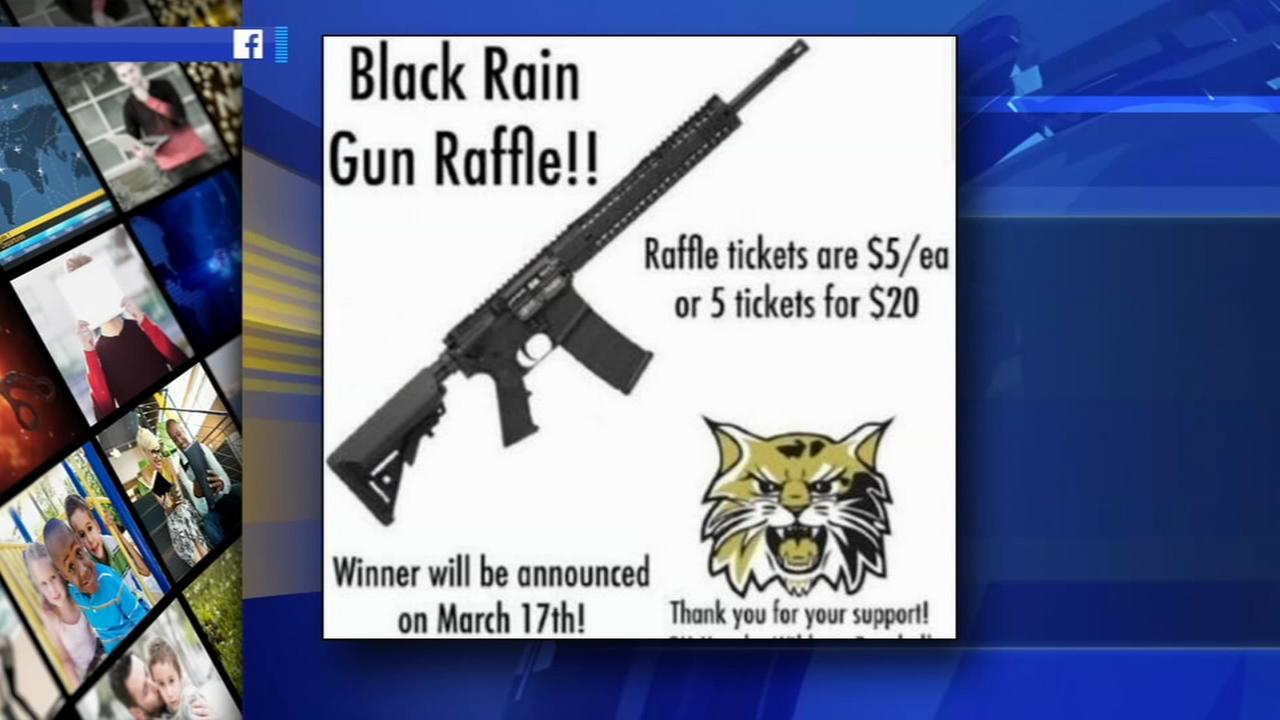 VIDEO: 3rd graders selling tickets for AR-15 rifle raffle