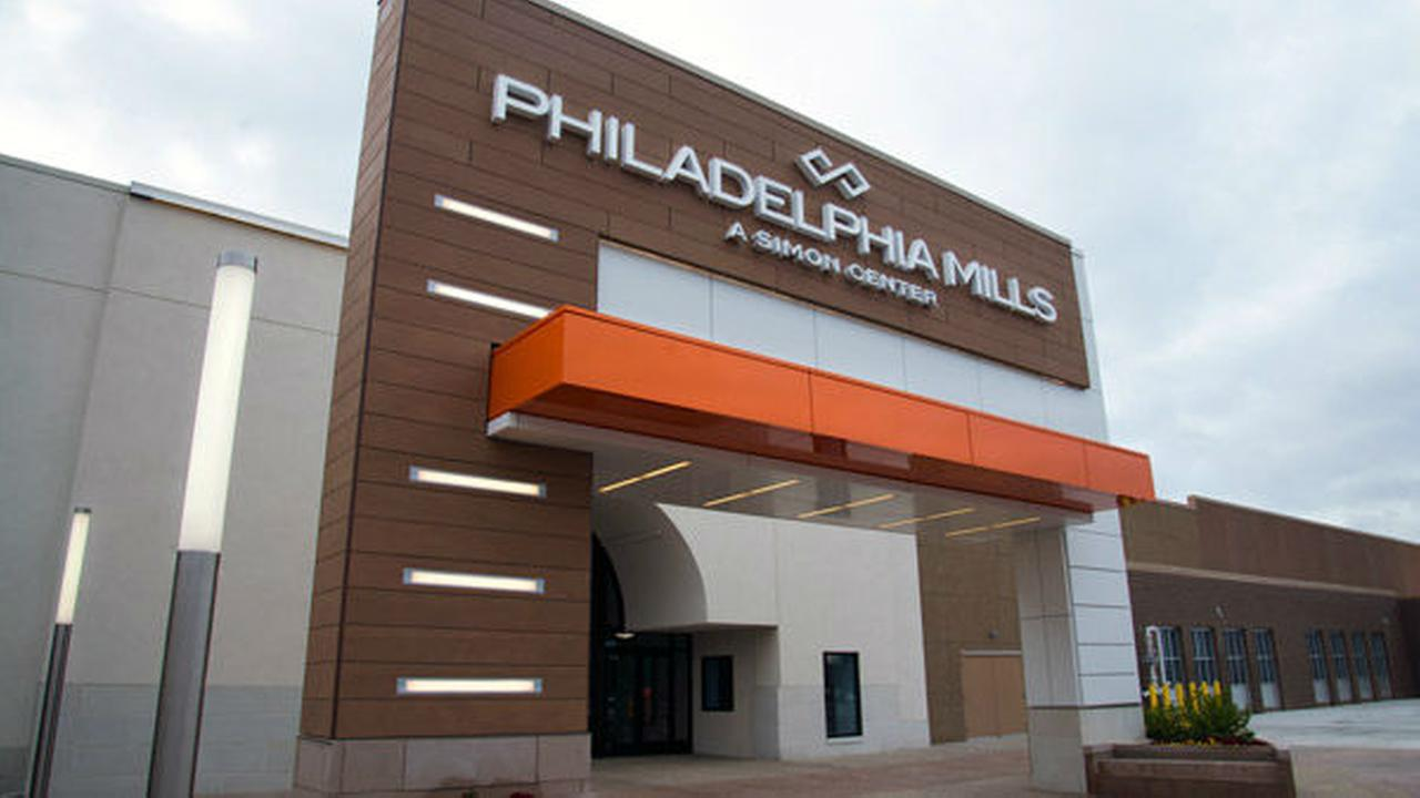 PHOTOS: Franklin Mills becomes Philadelphia Mills