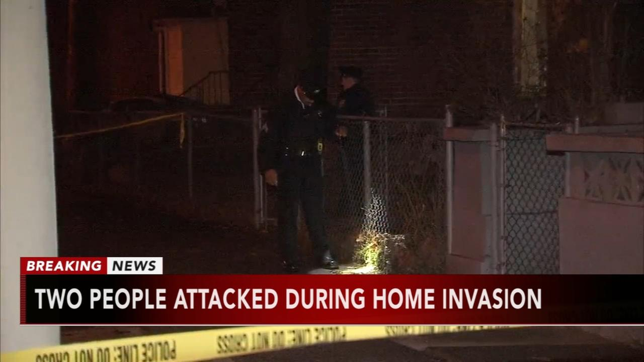2 pistol-whipped, shots fired in Feltonville home invasion