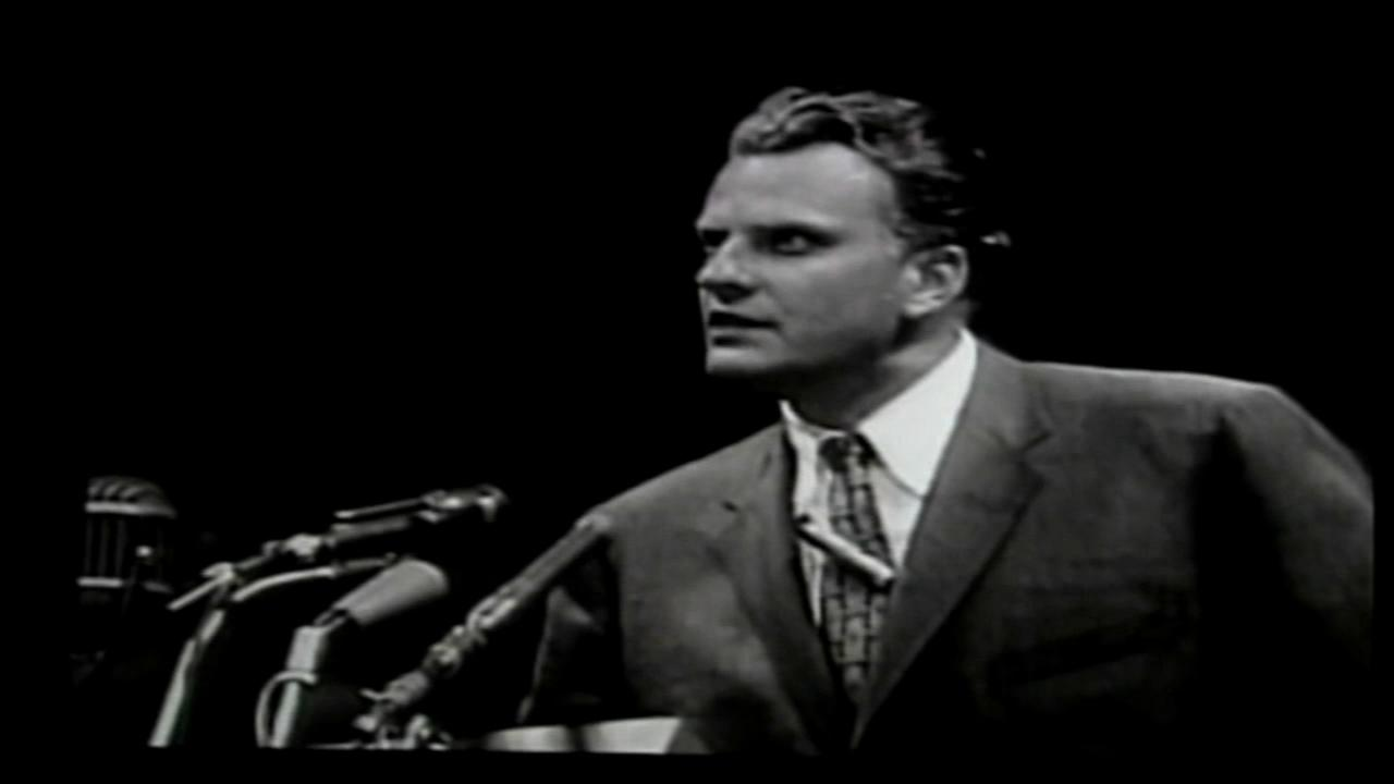 Local religious leaders reflect on Billy Graham