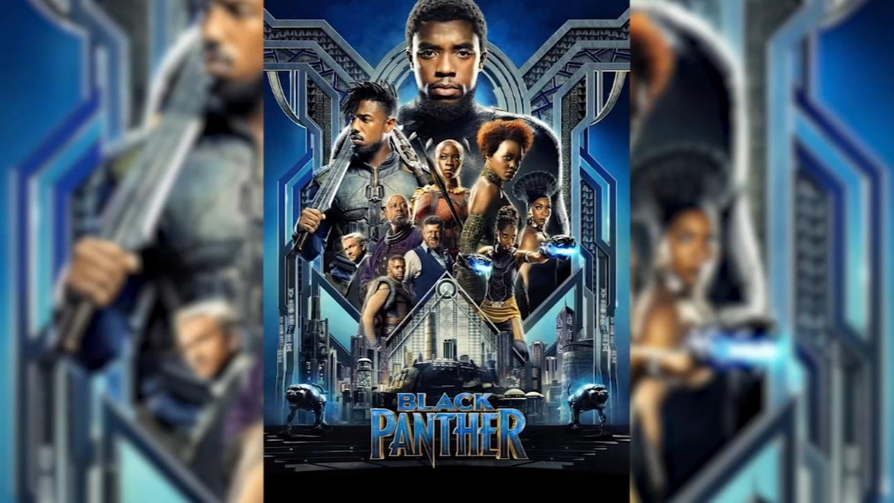 Entertainment Now: Black Panther has historic opening week
