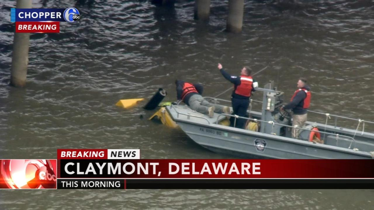Body recovered in Delaware