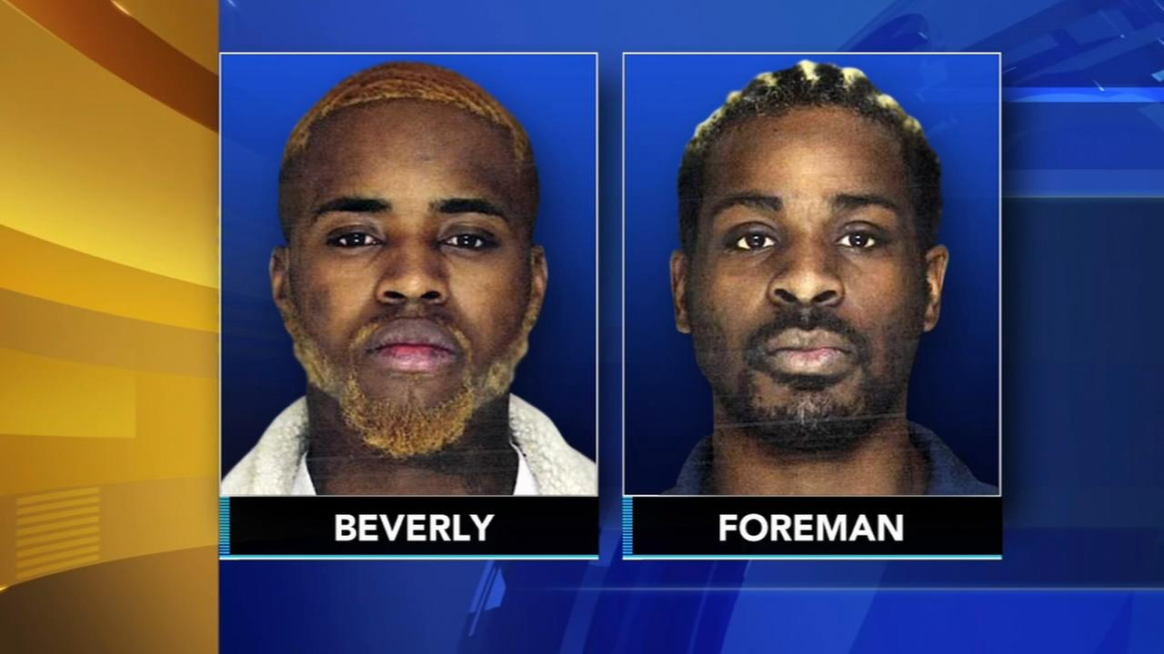 2 arrests in Walmart robberies