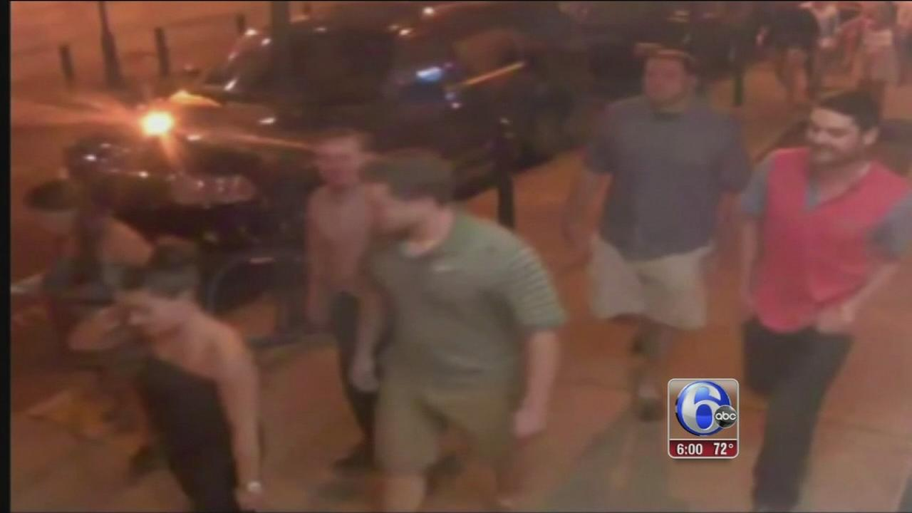 VIDEO: Suspects in attack on gay men expected to surrender