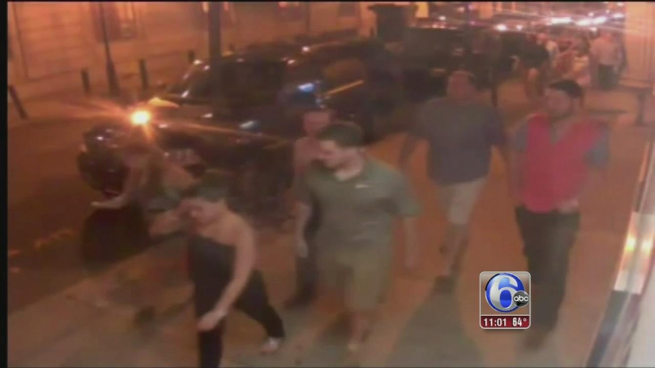 VIDEO: Several questioned in connection to attack on gay couple