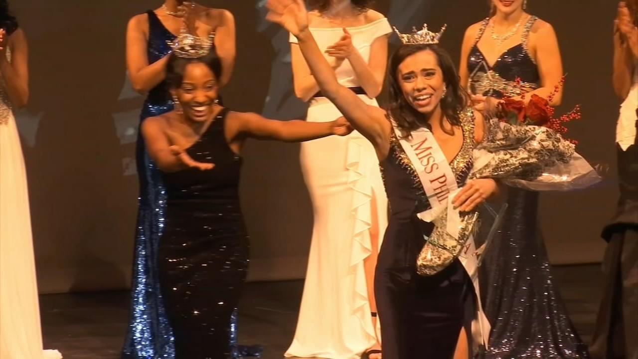 There she is - Miss Philadelphia 2018 Aimee Turner