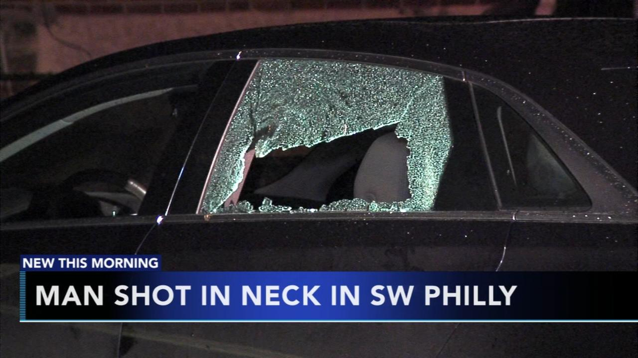 Man shot in Southwest Philadelphia
