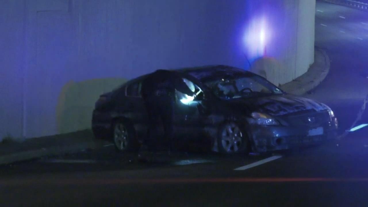 Teen injured in crash on Roosevelt Boulevard